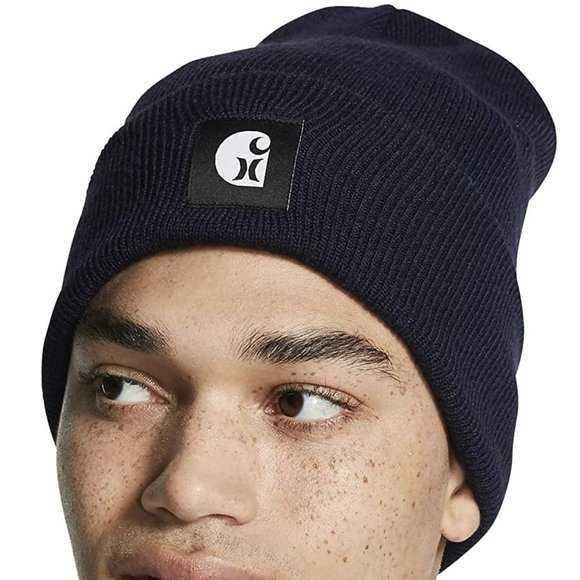 Carhartt Other - NEW HURLEY X CAHARTT WATCH BLACK BEANIE - OS